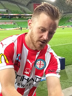 Scott Jamieson Australian soccer player
