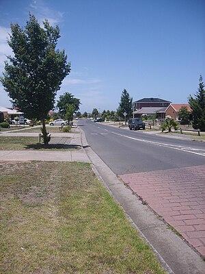 Seabrook, Victoria - Image: Seabrook boulevard
