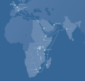 Seacom africa map.png
