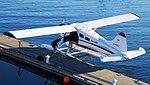 Seair DHC-2 C-FZZJ – Vancouver Harbour CYHC – (2018-10-06).jpg