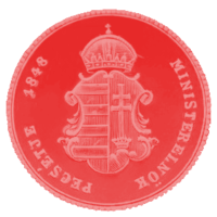 Seal Hungary Minister Prime (1848).png