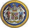 Official seal of Maryland