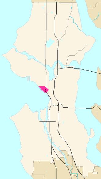 Belltown, Seattle - Belltown