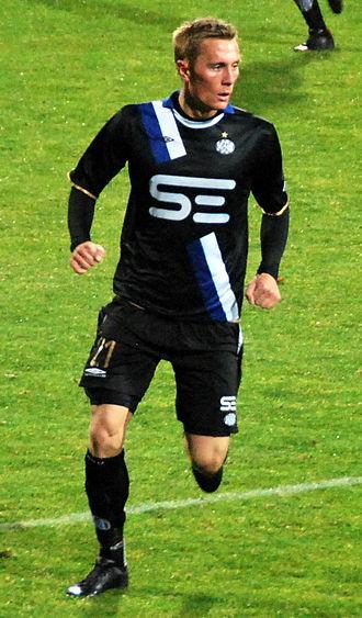 Sebastian Andersen - Sebastian Andersen in October 2011.