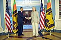 Secretary Clinton Meets With Sri Lankan External Affairs Minister Peiris (7241241816).jpg