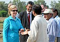 Secretary Clinton Visits Indian Agricultural Research Institute (3736836942).jpg