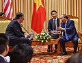 Secretary Pompeo Participates in Working Breakfast With Vietnamese Prime Minister (28419560887).jpg