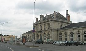 image illustrative de l'article Gare de Sedan