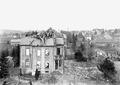 Seitenansicht des getroffenen Hauses Theurillat - CH-BAR - 3240415.tif