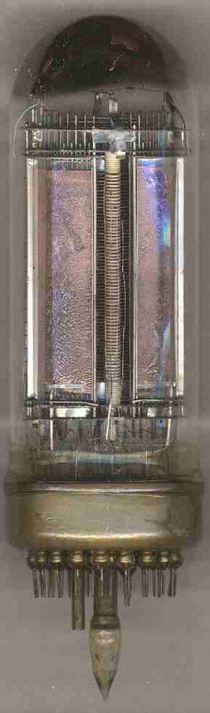Selectron tube - Image: Selectron Tube 4096bit