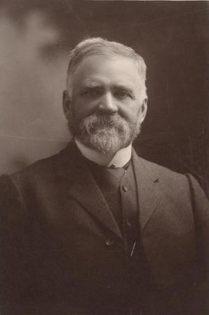 William Russell (Australian politician) - Image: Senator William Russell