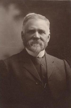William Russell (Australian politician) - Image: Senator William Russell