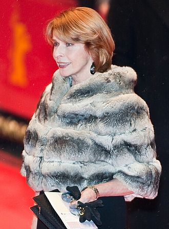 Senta Berger - Berger at the 2010 Berlin International Film Festival