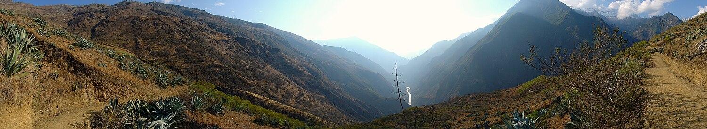 Sentier vers Choquequirao - vue vers l'Apurimac.jpg