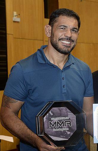 Antônio Rodrigo Nogueira - Nogueira in 2015.