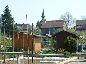 Seuzach - Image: Seuzach Kirche