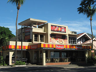 Shakey's Pizza - A Shakey's restaurant in the Philippines