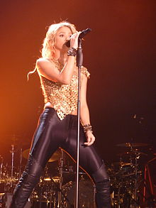 Shakira Wikipedia