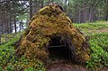 Sheep stall, Siida Museum, Inari, Finland (1) (36288402700).jpg