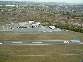 Sheffield City Airport