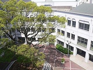 Shimizudani High School Public secondary, co-educational school in Tennōji-ku, Osaka, Japan
