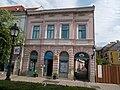 Ship Historical Collection. - 18., Március 15. Square, Vác.JPG