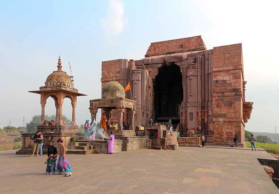 Shiva Temple, Bhojpur 01