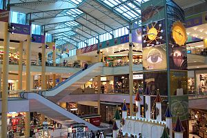 Shops of Grand Avenue - Inside the Shops of Grand Avenue