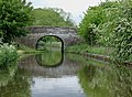 Shropshire Union Canal south of Gnosall, Staffordshire - geograph.org.uk - 1386040.jpg