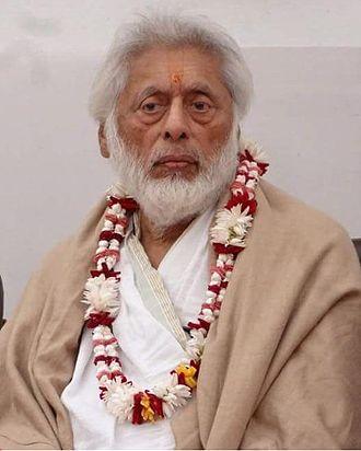 Shyam Manohar Goswami - Shyam Manohar Goswami in 2014