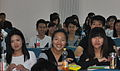 Sias Students shown while in class.JPG