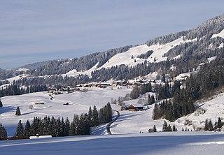 Sibratsgfäll Place in Vorarlberg, Austria