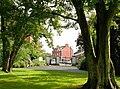 Side entrance, Botanic Gardens, Belfast - geograph.org.uk - 1459801.jpg