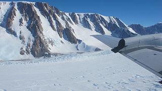Priestley Glacier