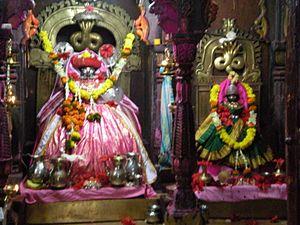 Siddhanath Temple, Mhaswad - Sidhhanath and Jogeshwari