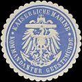 Siegelmarke K. Marine Kommandantur Geestemünde W0357470.jpg