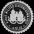 Siegelmarke K. und K. Militär-Stationskommando in Iglau W0261358.jpg