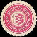 Siegelmarke Sigillum Senatus Groningensium W0215033.jpg