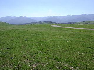 Sierra Madre Mountains (California) mountain range