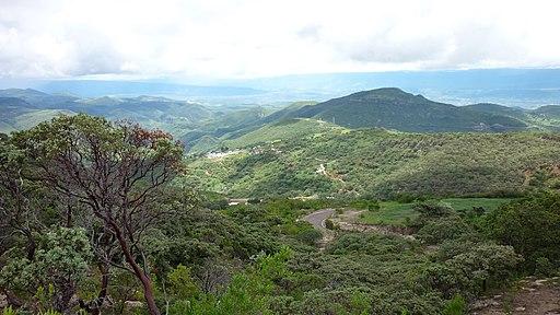 Sierra de Morones