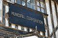 Signage - Municipal Corporation Building - Ridge - Shimla 2014-05-08 1575.JPG