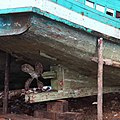 Sihanoukville - shipyard. Fishing boats.jpg