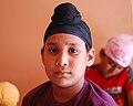 Sikh Boy wearing Patka.jpg