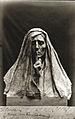 Silence par le sculpteur Alix Marquet 1921.jpg