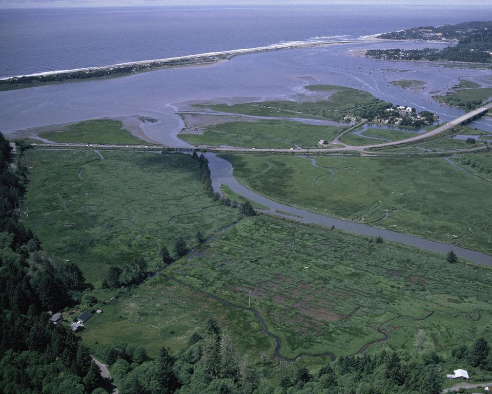 Siletz Bay National Wildlife Refuge