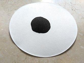 Silicon monoxide - Image: Silicon monoxide