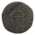 Silvermynt tvåöring från 1573 - Skoklosters slott - 109200.tif