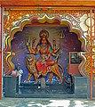 Simhavahini Durga image Mysore.jpg