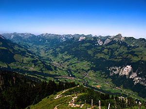 Simmental - View of Simmental