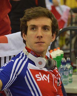 Simon Yates (cyclist) - Yates in 2012